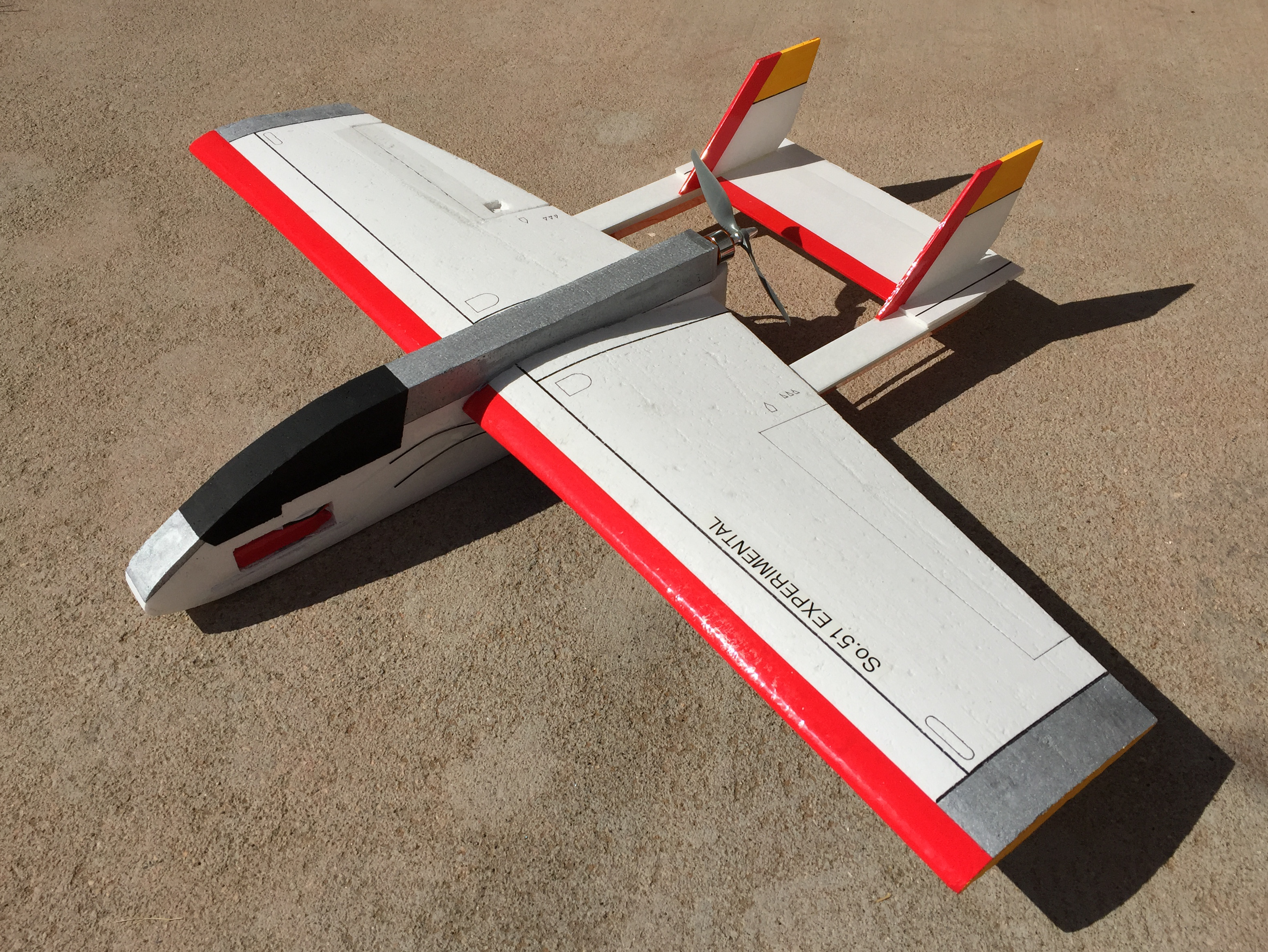 Foamflyer 39 S Rc Airplanes
